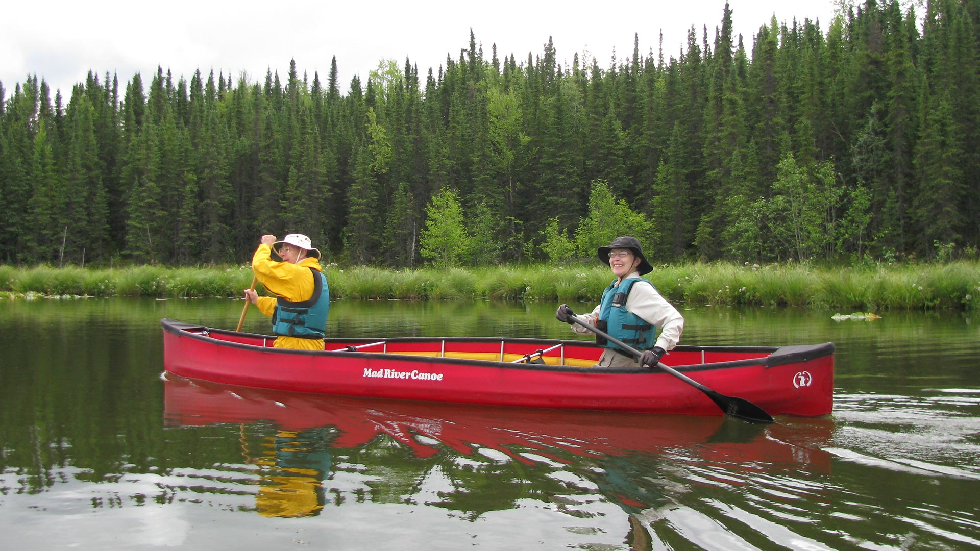 """Featured image for """"Introduction to Canoeing"""""""